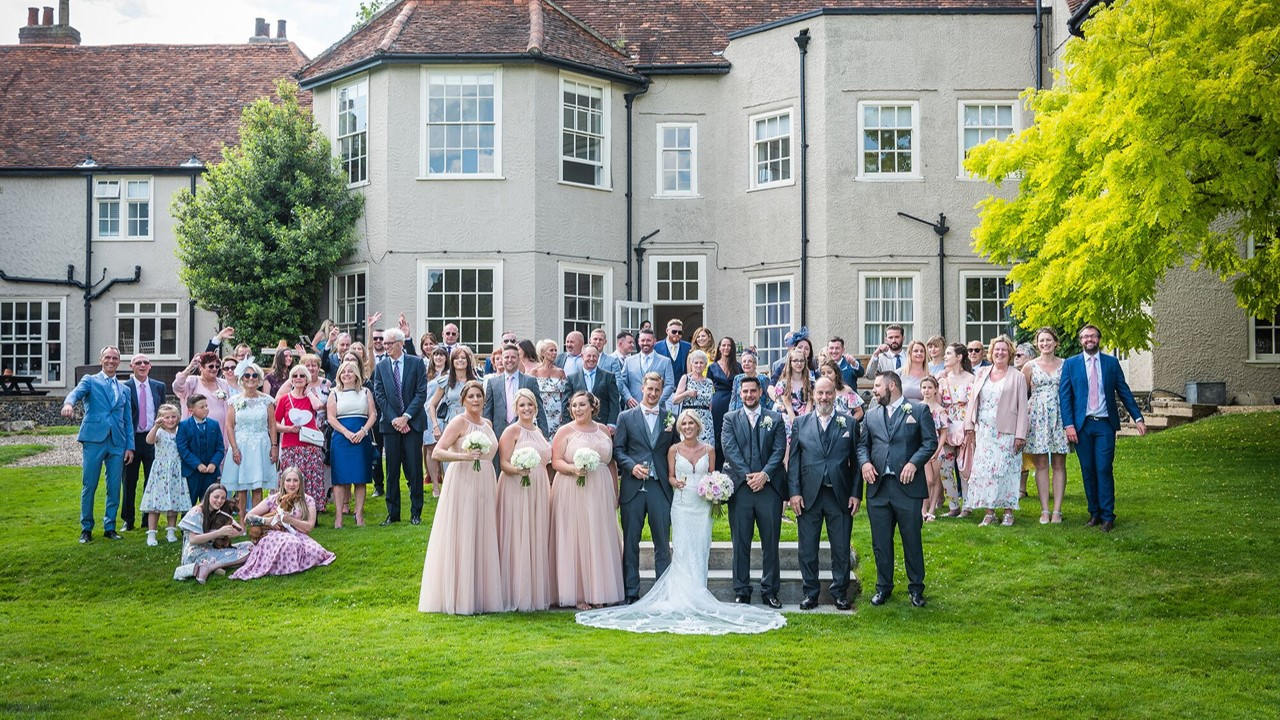 Rosa And Alex Wedding Stories at That Amazing Place Wedding Venue Harlow The Wedding Party