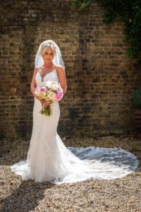 Rosa And Alex Wedding Stories at That Amazing Place Wedding Venue Harlow Wedding Dress