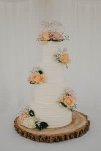Samantha and Andrew Wedding at That Amazing Place Harlow Essex Wedding Venue The Cake