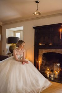 The stunning bride at That Amazing Place Essex photography by Amanda Karen