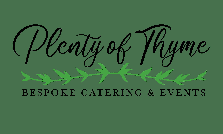 Plenty of Thyme Logo